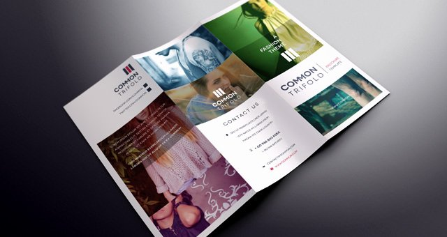 Free Trifold Brochure Template Elegant Simple Tri Fold Brochure Template