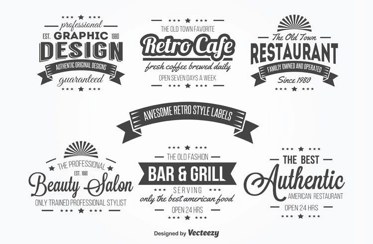 Free Vintage Logo Template Beautiful 15 Free Vintage Logo & Badge Template Collections