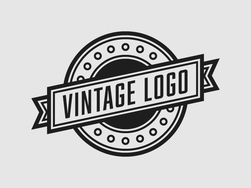 Free Vintage Logo Template Beautiful the Vintage Logo Template Psd Logo Templates Creative