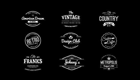 Free Vintage Logo Template Best Of 20 Free Vintage Logo Kits