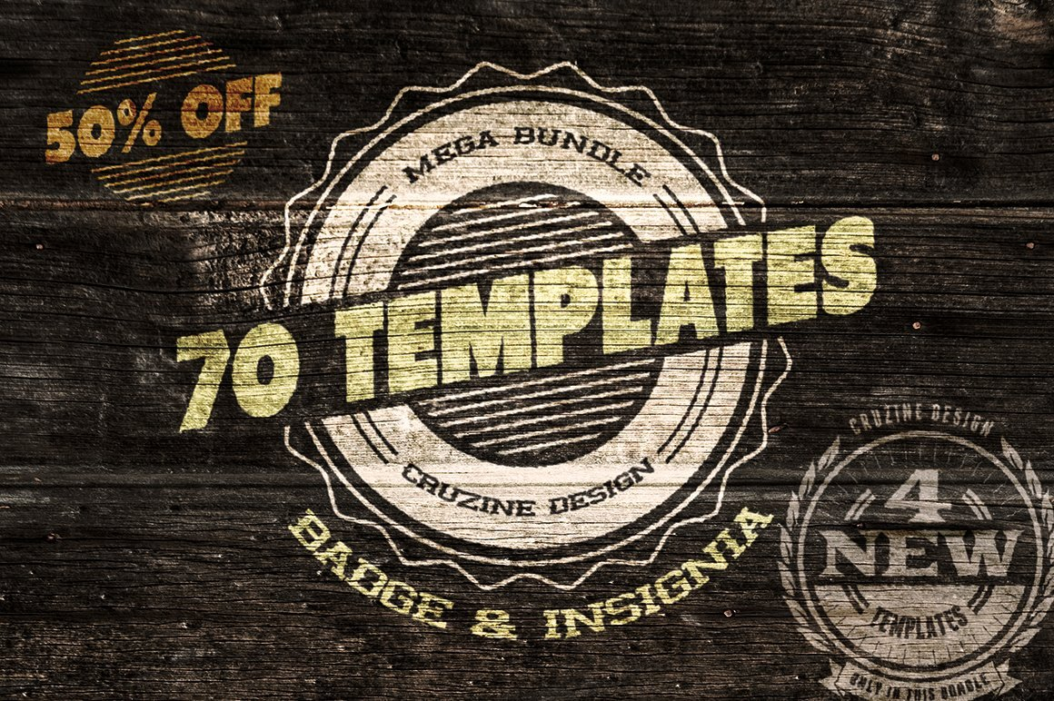 Free Vintage Logo Template Best Of 70 Logo Badge Insignia Templates Logo Templates