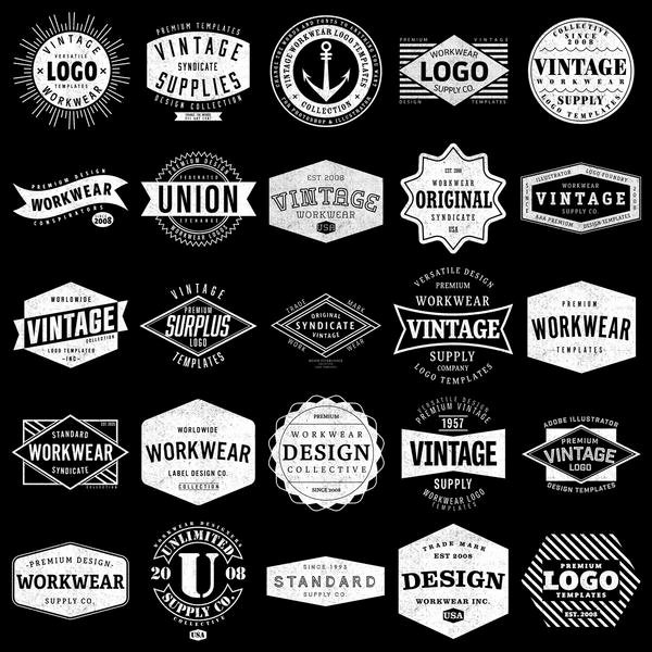 Free Vintage Logo Template Best Of Vintage Logo Templates Vintage Aloha Backgrounds Bundle
