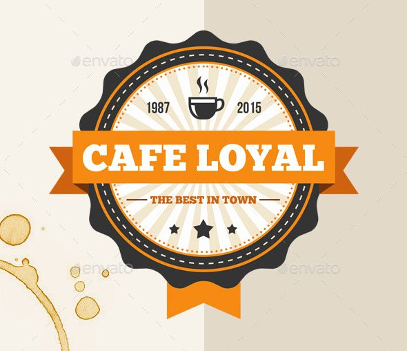 25 cool retro vintage logo template designs