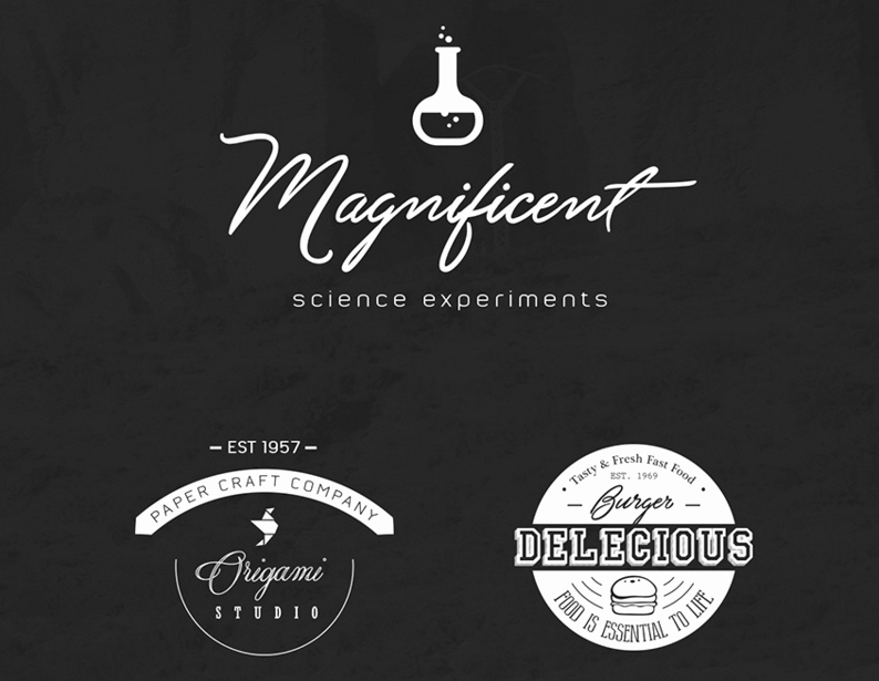 Free Vintage Logo Template Elegant Free Vintage Logo Design Templates Responsive Joomla and