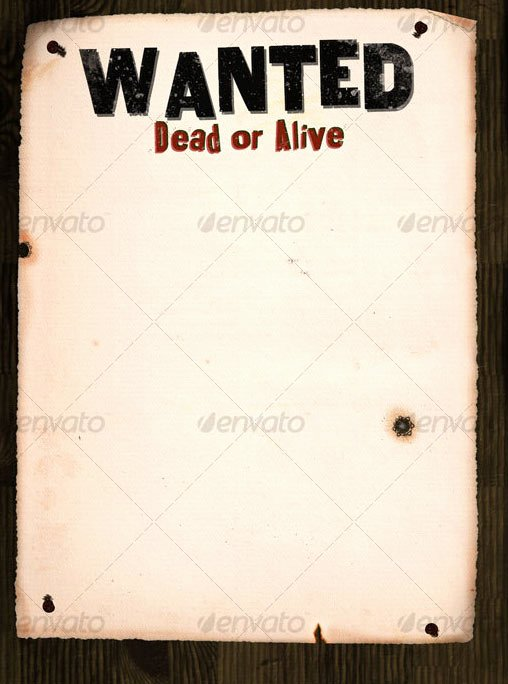 Free Wanted Poster Template Best Of 9 Free & Premium Wanted Poster Templates Psd – Design