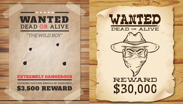 Free Wanted Poster Template Unique 25 Free Wanted Poster Templates Shop Pdf Google