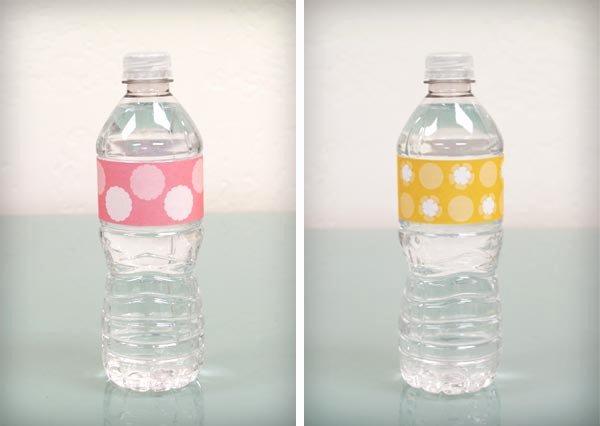 Free Water Bottle Template Best Of Bump Smitten Diy Shower Water Bottle Labels Free Download