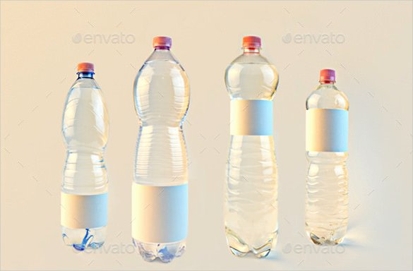 Free Water Bottle Template Fresh 25 Water Bottle Label Templates Free Sample Example