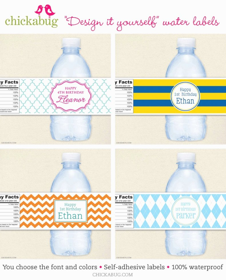 Free Water Bottle Template Inspirational top 15 Fantastic Experience