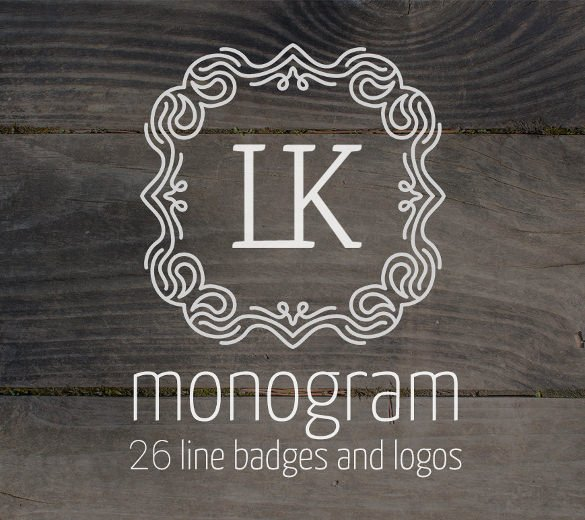 Free Wedding Monogram Template Best Of Wedding Logo Template – 28 Free Sample Example format