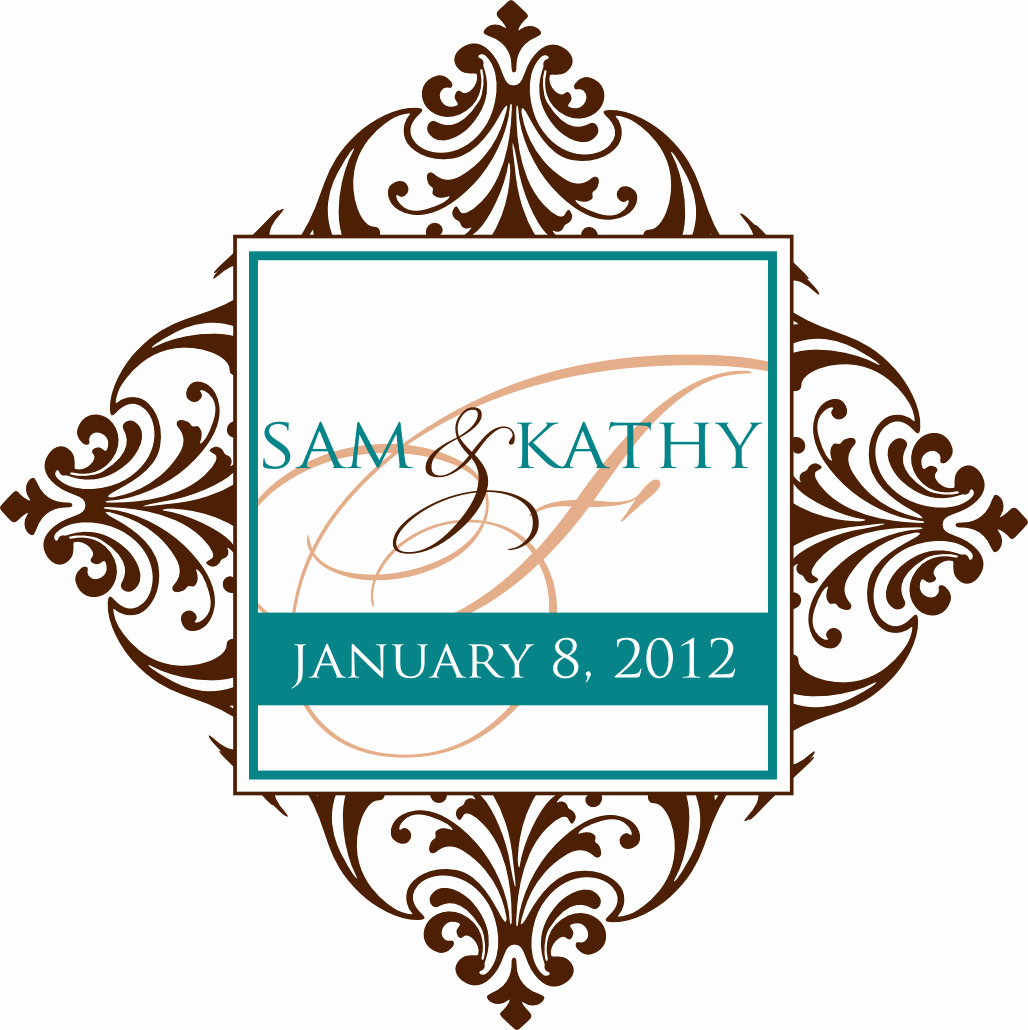 Free Wedding Monogram Template Elegant Signatures by Sarah Wedding Monograms and Photobooth