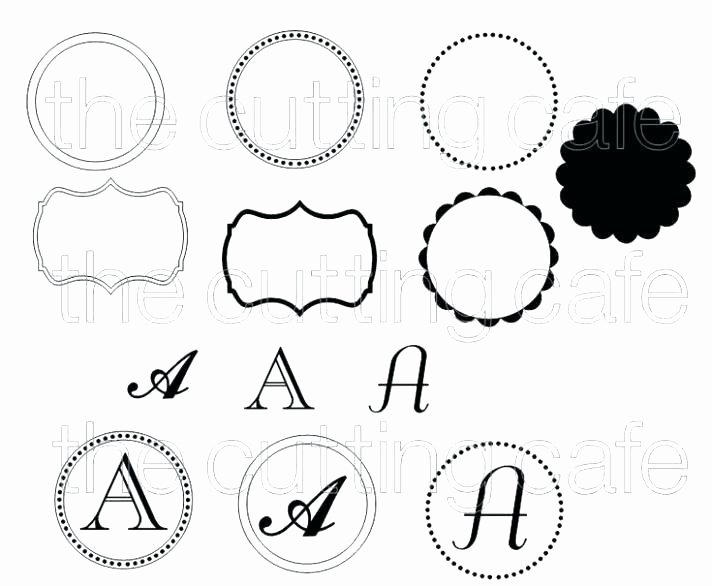 Free Wedding Monogram Template Luxury Free Fonts for Word Cute Wedding Monogram Templates