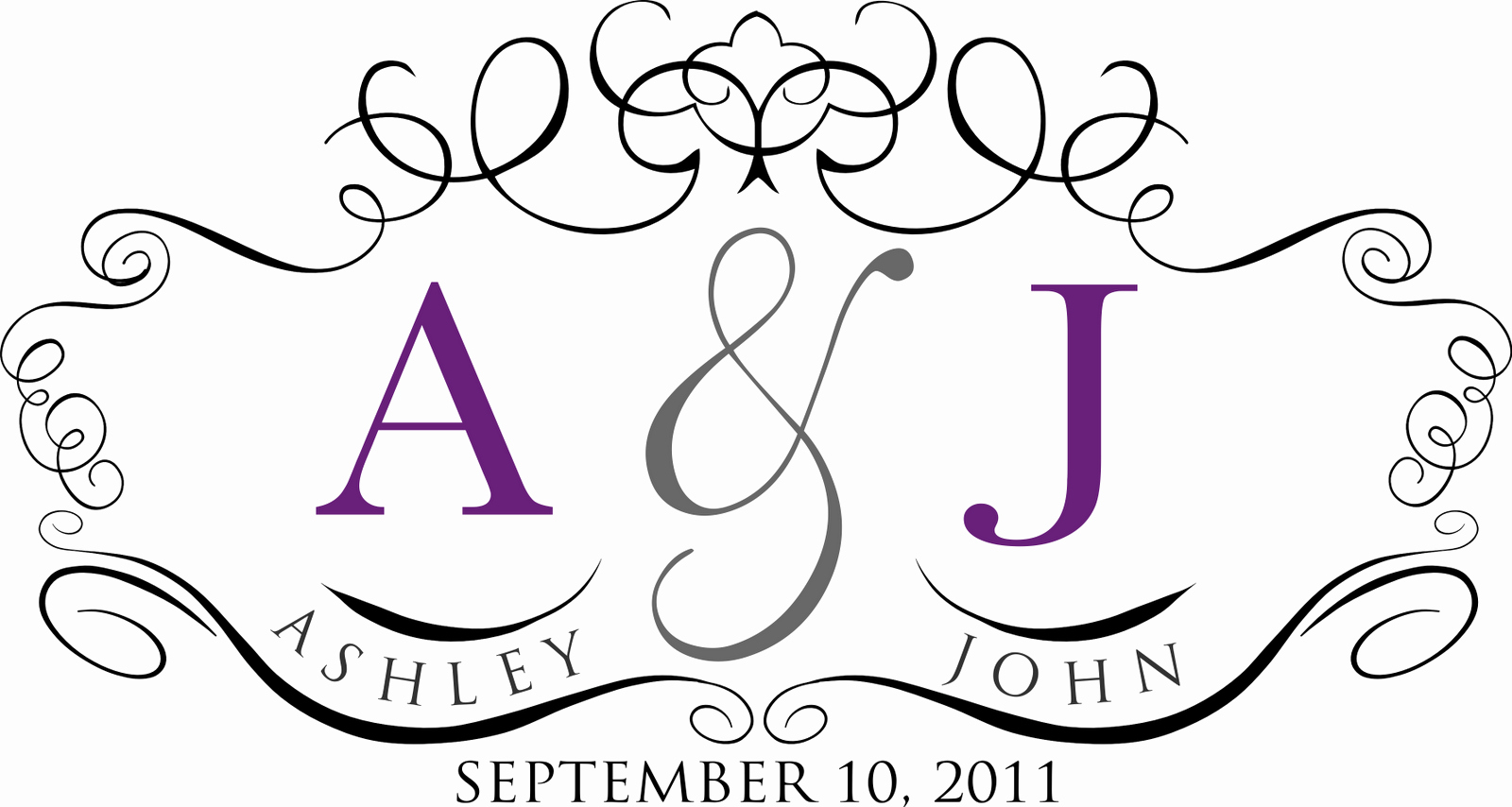 Free Wedding Monogram Template Unique the Gallery for Wedding Monogram Design Templates