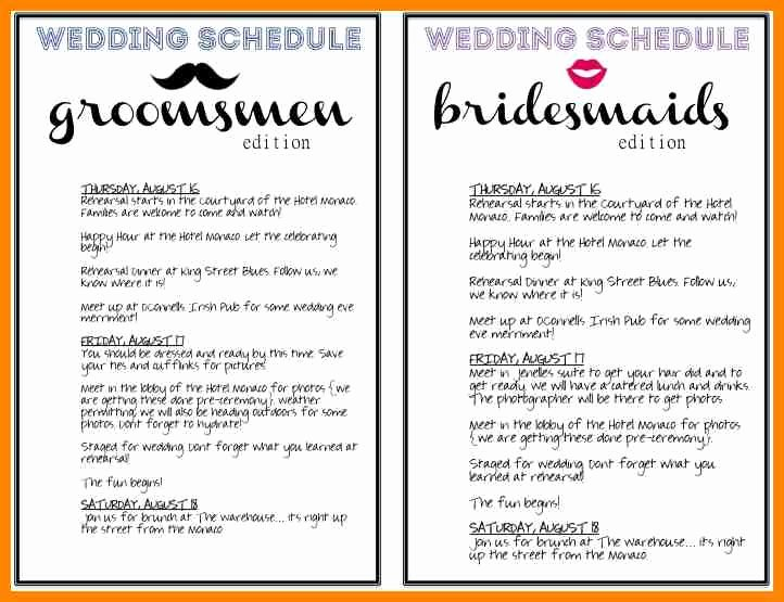 Free Wedding Timeline Template Luxury Day Wedding Checklist
