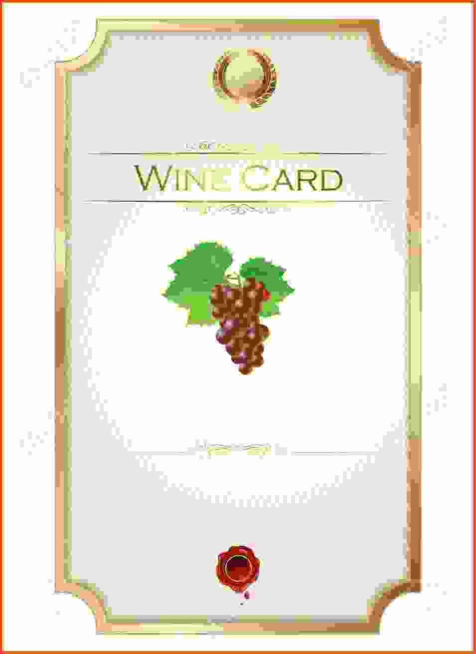 Free Wine Label Template Fresh Free Printable Wine Label Templates