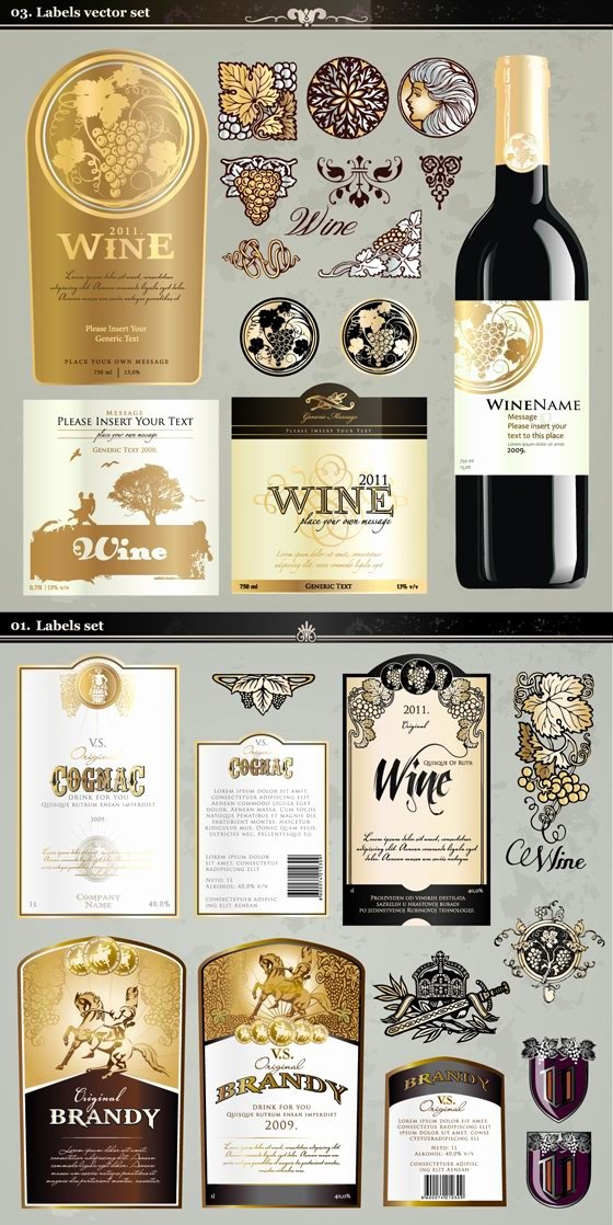 Free Wine Label Template Unique 14 Wine Label Template Psd Free Wine Label