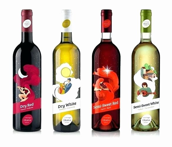 Free Wine Label Template Unique Wine Bottle Label Template – iso Certification