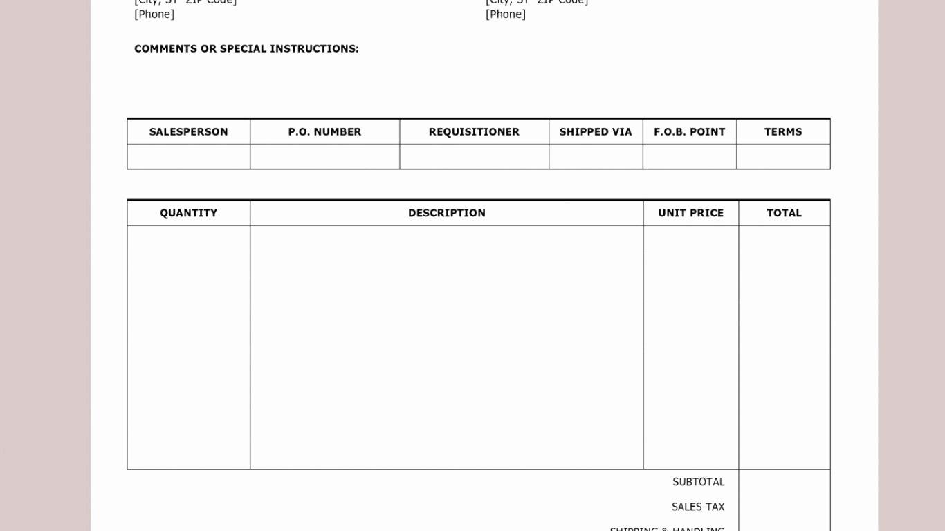 Freelance Design Invoice Template Luxury Pdf Invoice Template Freelance Designer Resume Templates
