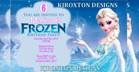 Frozen Invitations Template Free Awesome 1000 Ideas About Free Frozen Invitations On Pinterest