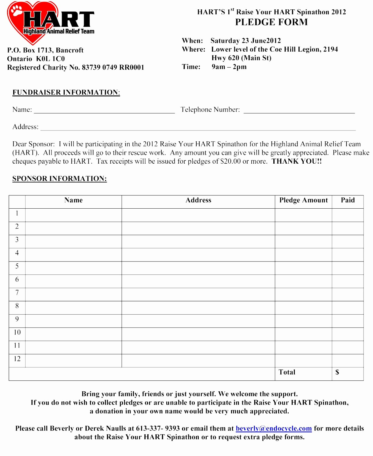 Fundraiser form Template Free Beautiful Fundraiser form Template Free – Versatolelive