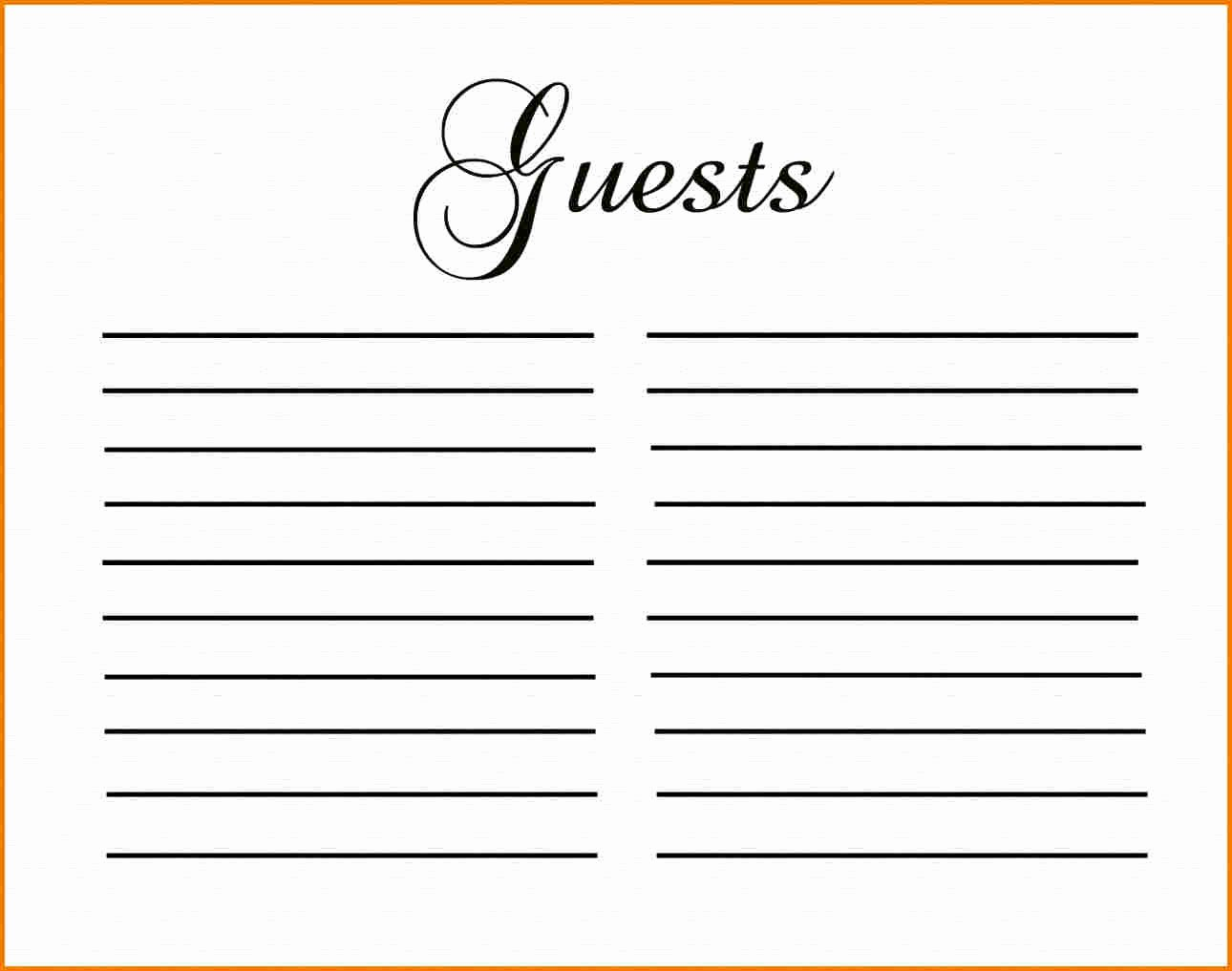 Funeral Guest Book Template Luxury Funeral Guest Book Pages Template Five Advantages