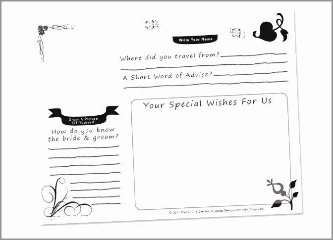 Funeral Guest Book Template New 10 Funeral Guest Book Template Owatu