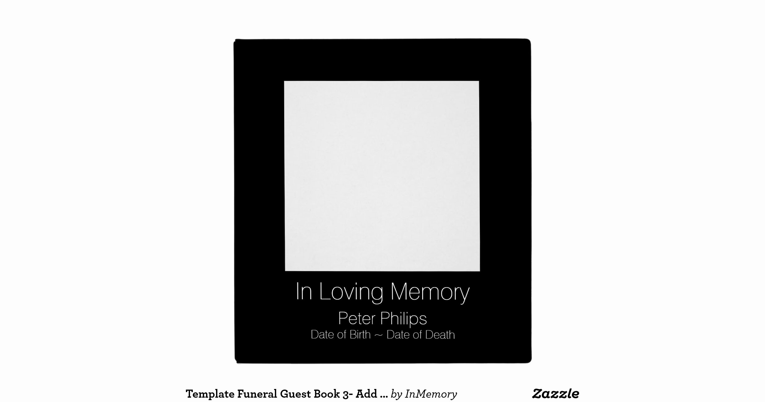Funeral Guest Book Template New Template Funeral Guest Book 3 Add Favorite Image Binder