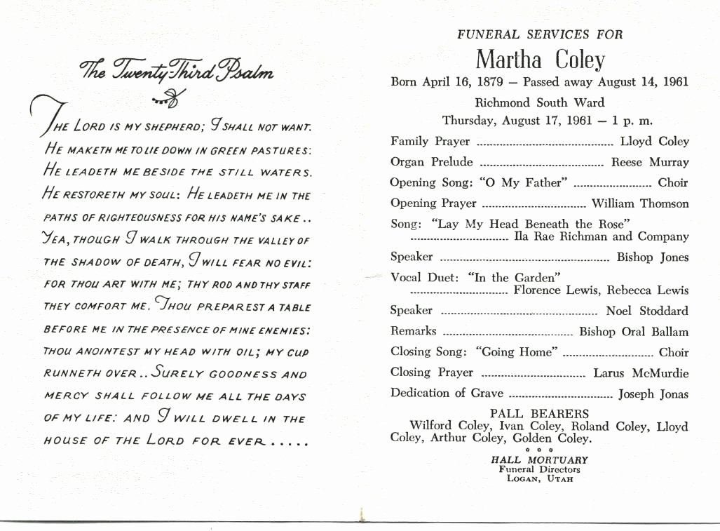Funeral Mass Program Template Beautiful Catholic Funeral Mass Program Template Success Free