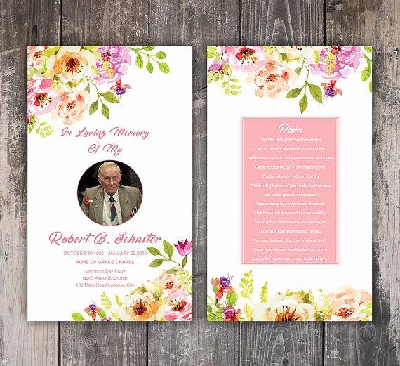 Funeral Prayer Cards Template Best Of Best 25 Funeral Prayers Ideas On Pinterest