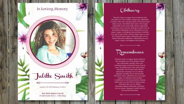 Funeral Prayer Cards Template New Funeral Prayer Card Template 21 Psd Ai Eps format