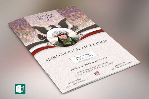 Funeral Program Template Publisher Elegant 417 Best Images About Best Creative Funeral Program