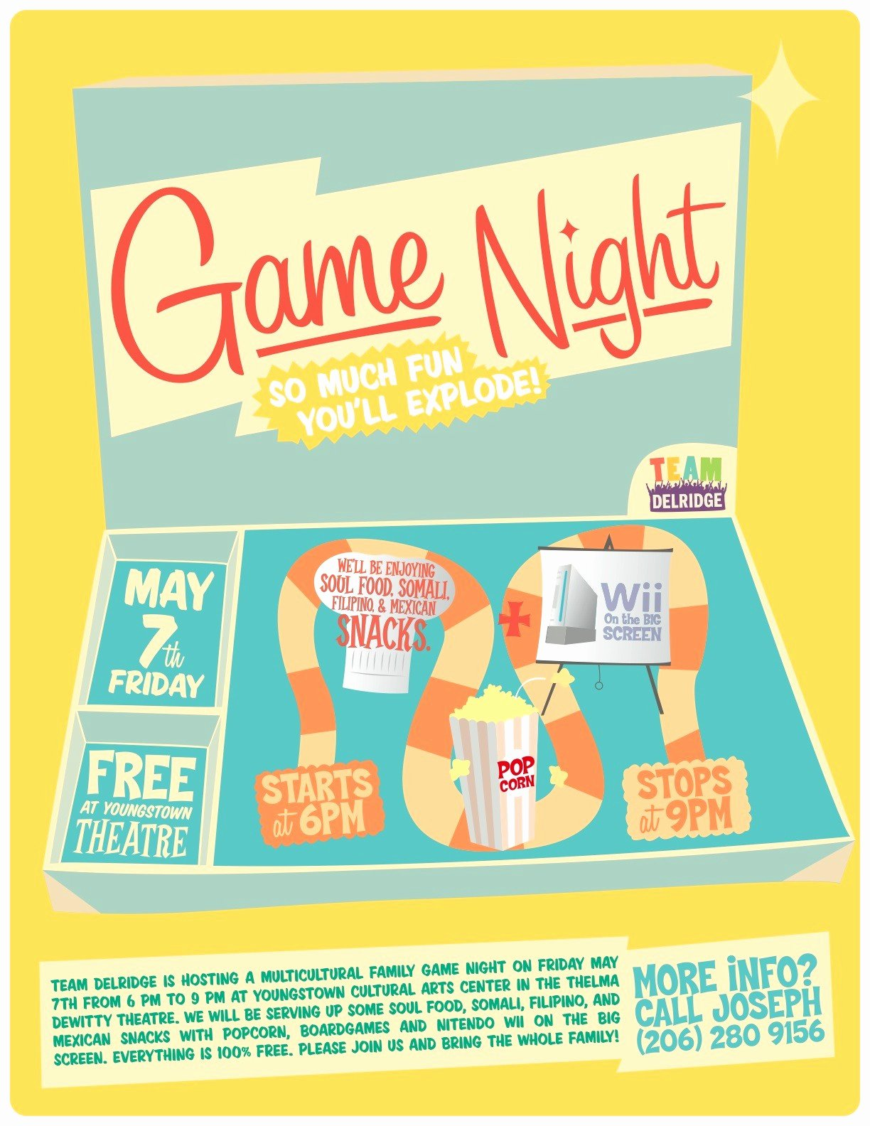 Game Night Flyer Template Lovely Game Show Templates Example Resume Template