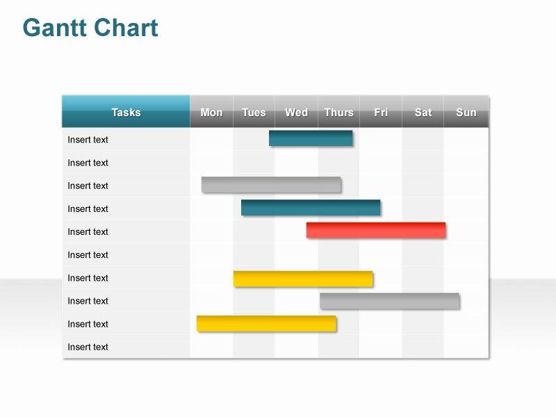Gantt Chart Powerpoint Template Elegant 10 Best Of Visio Gantt Chart Template Gantt Chart