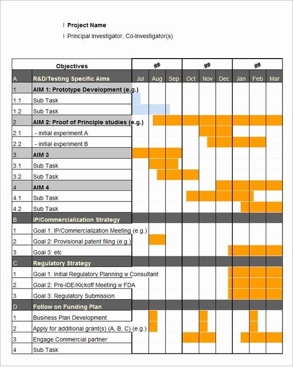 Gantt Chart Template Word Elegant 31 Gantt Chart Excel Templates Free Excel Powerpoint formats