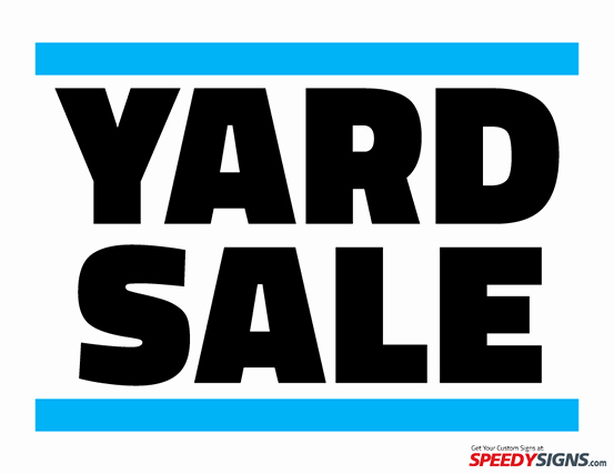free png yard sale sign 2205