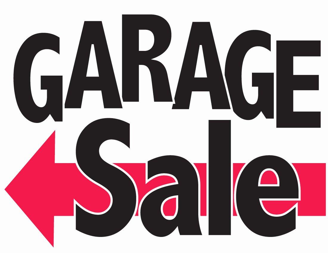 Garage Sale Sign Template Fresh Free Garage Sale Signs Home Graphics Freebeemom