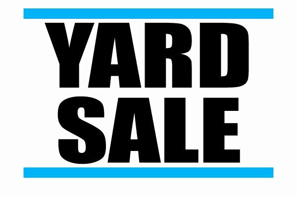 Garage Sale Sign Template Lovely Printable Yard Sale Signs Free Download for Advertisement