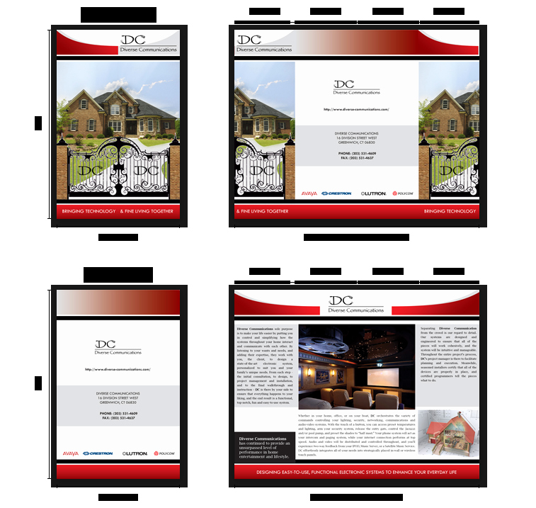 Gate Fold Brochure Template Best Of Gate Fold Brochures Design Samples Templates Information