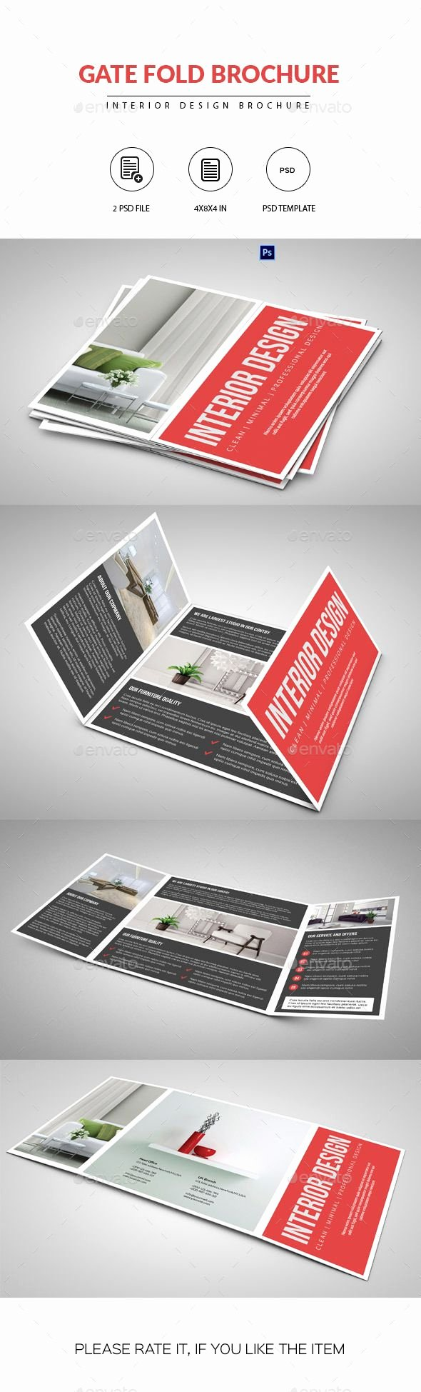 Gate Fold Brochure Template Fresh 1000 Ideas About Direct Mail Design On Pinterest
