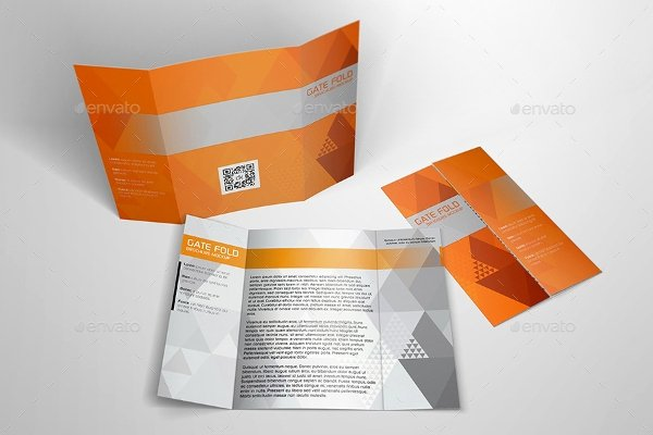 Gate Fold Brochure Template Inspirational 15 Gate Fold Brochure Template Pdf Psd Ai Vector Eps