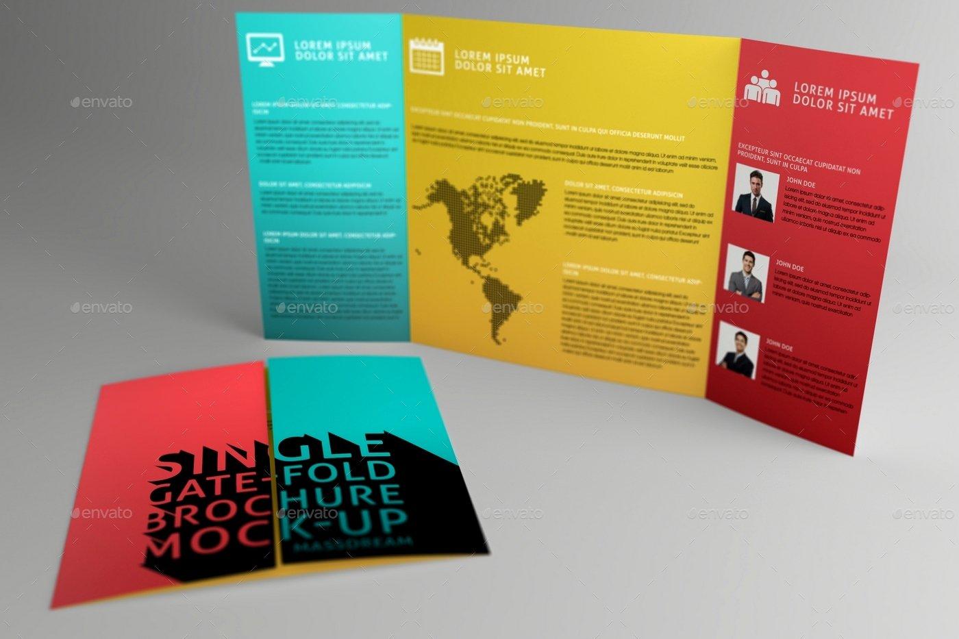 Gate Fold Brochure Template Luxury Template Inspiring Gate Fold Brochure Gate Fold Brochure