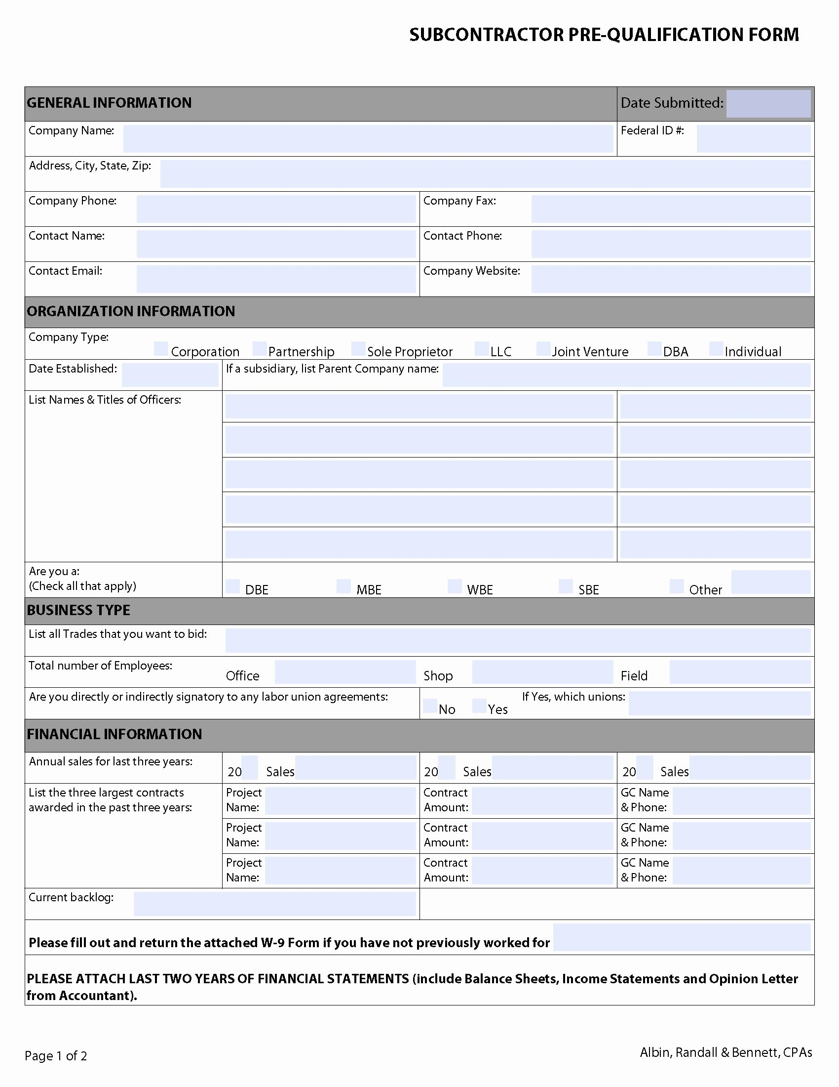 General Contractor Checklist Template Unique General Contractor Checklist Template Celowithjo