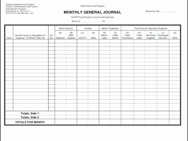 General Journal Template Excel Awesome General Journal Excel Template 2010 In French Translate
