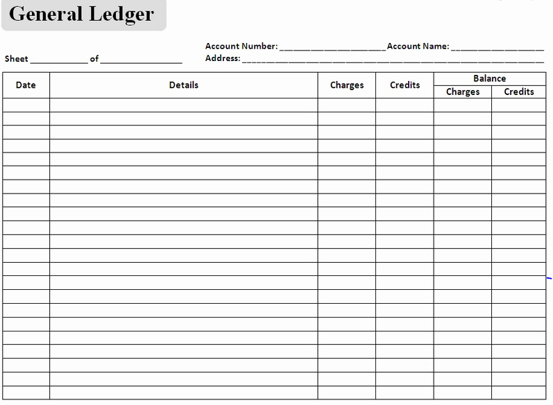 General Journal Template Excel Inspirational Accounting Journal Template Excel Excel Accounting