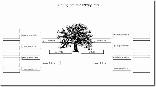 Genogram Template for Mac Elegant 21 Genogram Templates Easily Create Family Charts