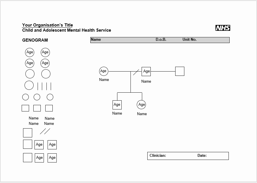 Genogram Template Microsoft Word Fresh 8 Free Genogram Diagram Templates Ms Word Templateshub