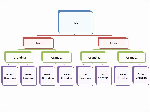 Genogram Template Microsoft Word New Best S Of Family Genogram Template In Microsoft Word