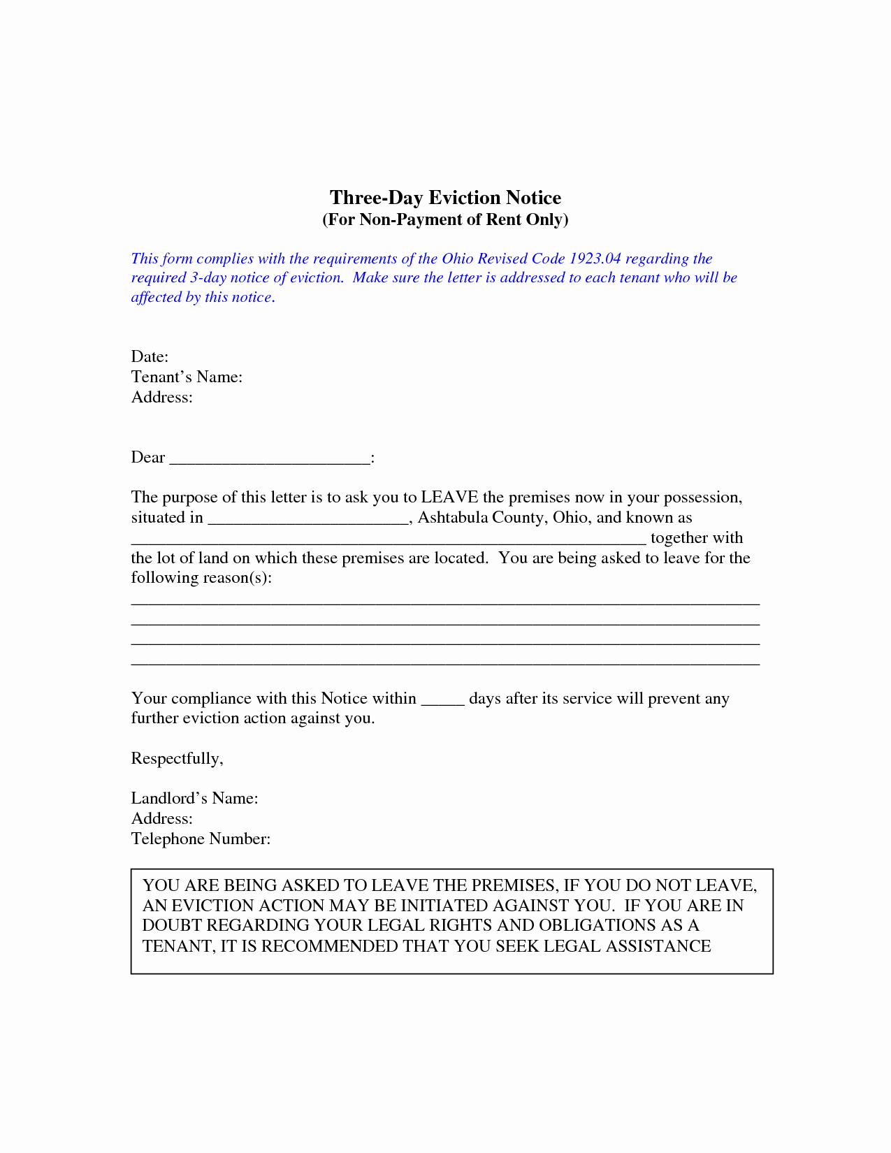 Georgia Eviction Notice Template Luxury Examples Eviction Notices Portablegasgrillweber