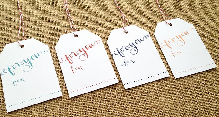 Gift Bag Tag Template Luxury Free Printable Gift Tags for Any Occasion