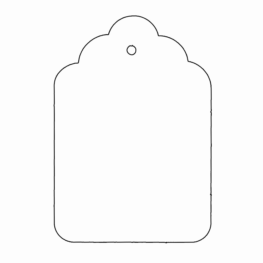 Gift Bag Tag Template New 8 Best Of Bag Tag Templates Printable Free